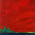 Red Sky by Vesna Antic