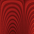 Red Textured Background by Medioimages/Photodisc