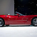 Red Vette by Alan Look