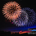 Red White And Blue by Robert Bales