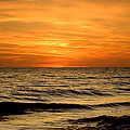 Redington Beach Sunset by Ellen Heaverlo