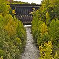 Redridge Steel Dam 7844 by Michael Peychich