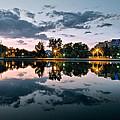 Reflection by Okan YILMAZ