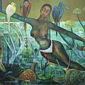 Reflections Of Nature by Godfrey Banadda