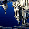 Reflections Of Rome by Steven Cozort