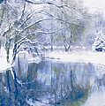 Reflections Of Winter by Georgiana Romanovna