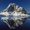 Reflections With Ice by Antarctica