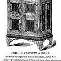 Refrigerator, 1876 by Granger