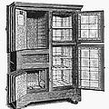 Refrigerator, C1900 by Granger