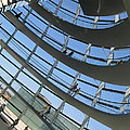 Reichstag Dome by S Paul Sahm