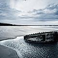 Reighton Sands Beach by Svetlana Sewell