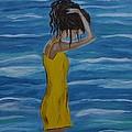 Relaxing Breeze by Leslie Allen