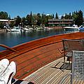 Relaxing On Lake Tahoe by LeeAnn McLaneGoetz McLaneGoetzStudioLLCcom
