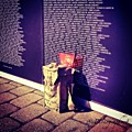 Relica #vietnammemorial Wall In by Pete Michaud