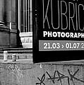 Remembering Kubrick by Donato Iannuzzi