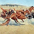 Remington: Indian Warfare by Granger