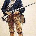 Remington: Soldier, 1901 by Granger