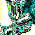 Renaissance Toasting Goblets Photograph And Digital Painting by EM Michael