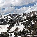 Rendezvous Mountain 2 by Living Color Photography Lorraine Lynch
