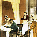 Rene Laennec, French Physician by Science Source