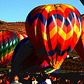 Reno Balloon Races by Day Williams