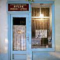 Repair Of Nylons. Belgrade. Serbia by Juan Carlos Ferro Duque