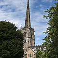 Repton Church by Steev Stamford