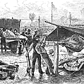 Republican Barbecue, 1876 by Granger