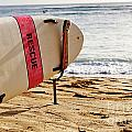 Rescue Surfboard by Sami Sarkis