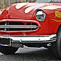 Restored Classic Car by Susan Leggett