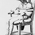 Restraining Chair 1811 by Science Source