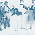 Resurrection Of Henry Box Brown by Photo Researchers