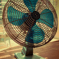 Retro Fan by Tony Grider