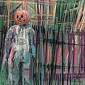 Return Of Pumpkinhead Man by Donald Maier