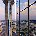 Reunion Tower by Jeremy Woodhouse