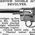 Revolver, 19th Century by Granger