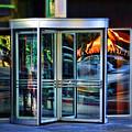 Revolving Doors by Jill Battaglia