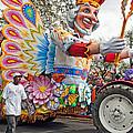 Rex Mardi Gras Parade IIi by Steve Harrington