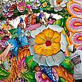 Rex Mardi Gras Parade Ix by Steve Harrington