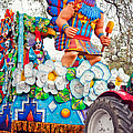 Rex Mardi Gras Parade V by Steve Harrington