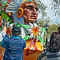 Rex Mardi Gras Parade Vii by Steve Harrington