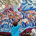 Rex Mardi Gras Parade Viii by Steve Harrington