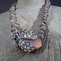 Rhinestone Lady Bug by Cynthia Amaral