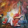Rhythm Of The Heart by Jan Camerone