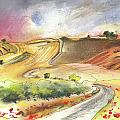 Ribera Del Duero In Spain 11 by Miki De Goodaboom