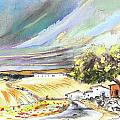 Ribera Del Duero In Spain 13 by Miki De Goodaboom