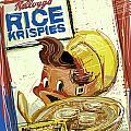 Rice Krispies by Russell Pierce