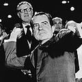 Richard Nixon (1913-1994) by Granger