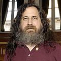 Richard Stallman, Software Developer by Volker Steger