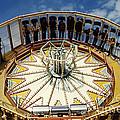 Ride At Fair by Bernard Wolff